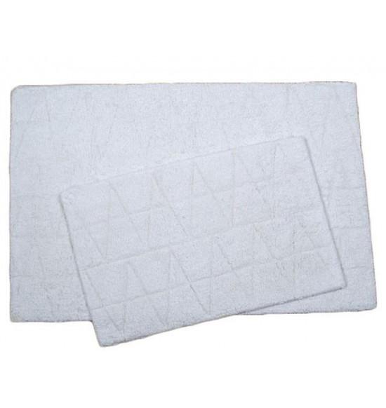 Набор ковриков Irya Kinsey 60x90-40x60 см (крем)