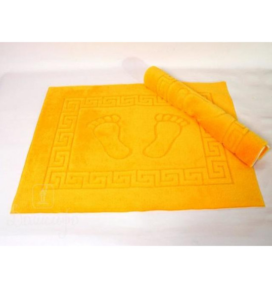 """Коврик для ног """"KARNA"""" LIKYA 50x70 см (желтый; оранжевый)"""