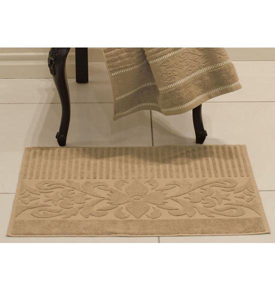 Полотенце для ног TAC махровое PANDORA 50x70 см (коричневый)