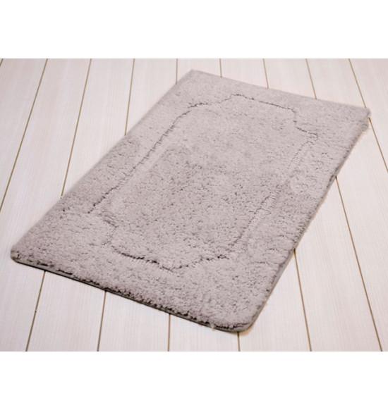Набор ковриков Irya Puffy 60x100-40x50 см (белый, коричневый)