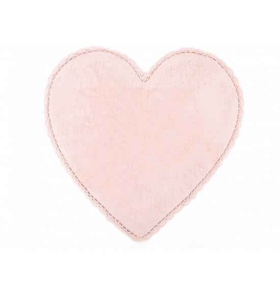 Коврик Irya Amor 80x80 см (розовый)