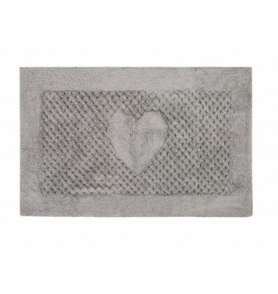 Коврик Irya Amory 50x80 см (серый)