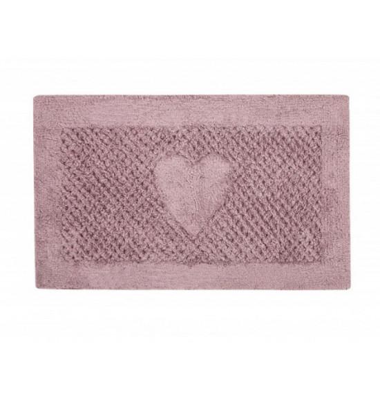 Коврик Irya Amory 50x80 см (грязно-розовый)