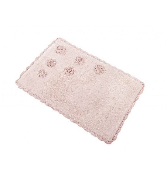 Коврик Irya Blossoms 70x110 см (розовый)