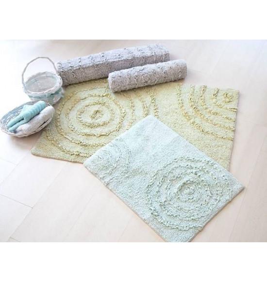 Набор ковриков Irya Capri 60x90-40x60 см (зеленый)