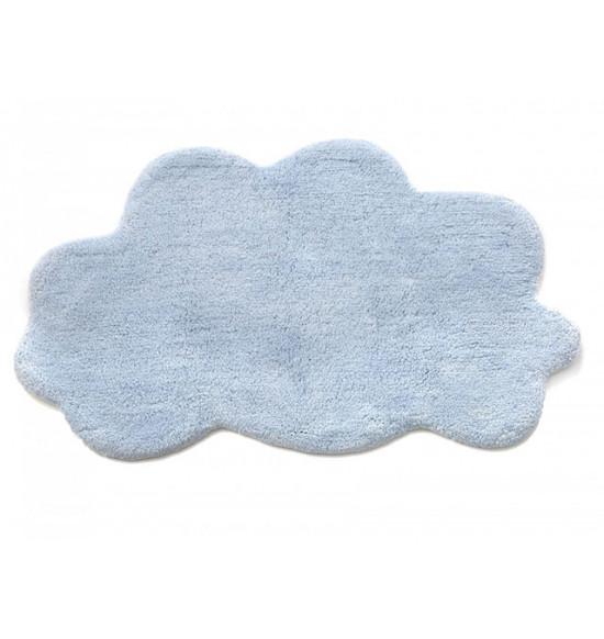 Коврик Irya Cloud 50x80 см (голубой)