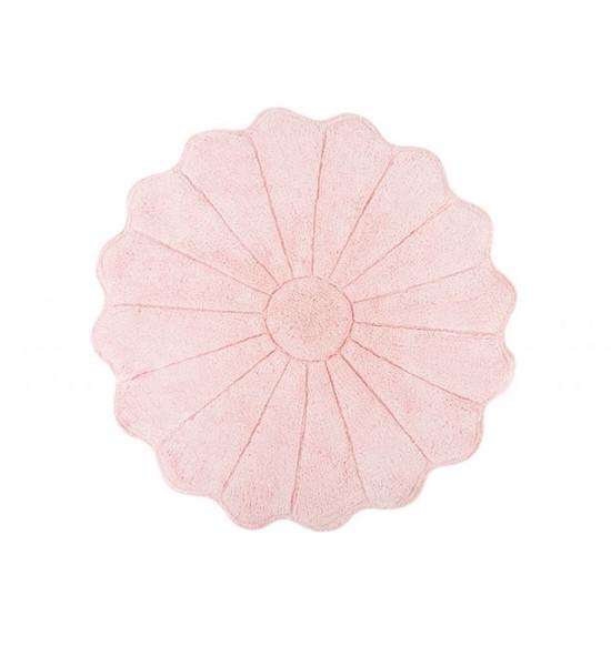 Коврик круглый Irya DAISY 90x90 розовый