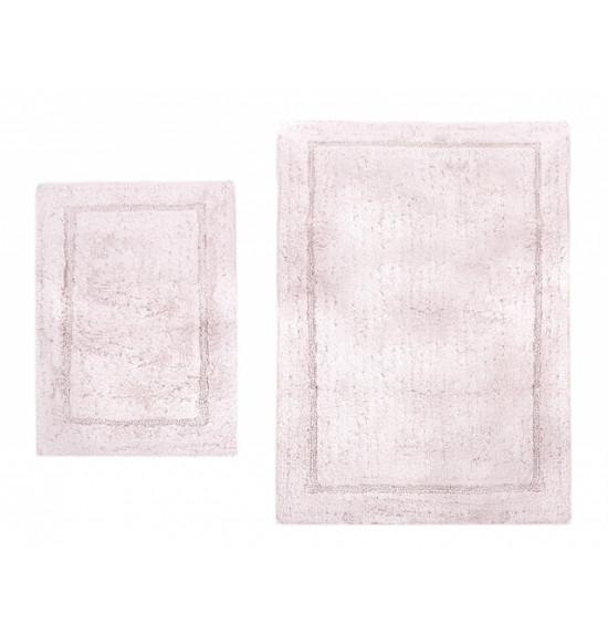 Набор ковриков Irya Gloria 60x90-40x60 розовый