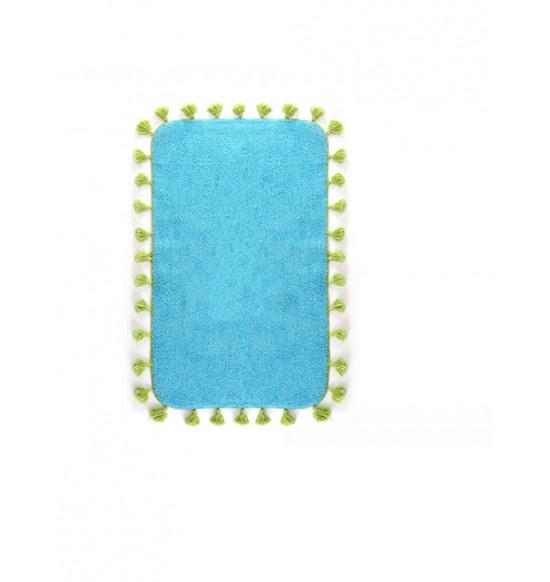Коврик Irya Joy 60x90 см (голубой)