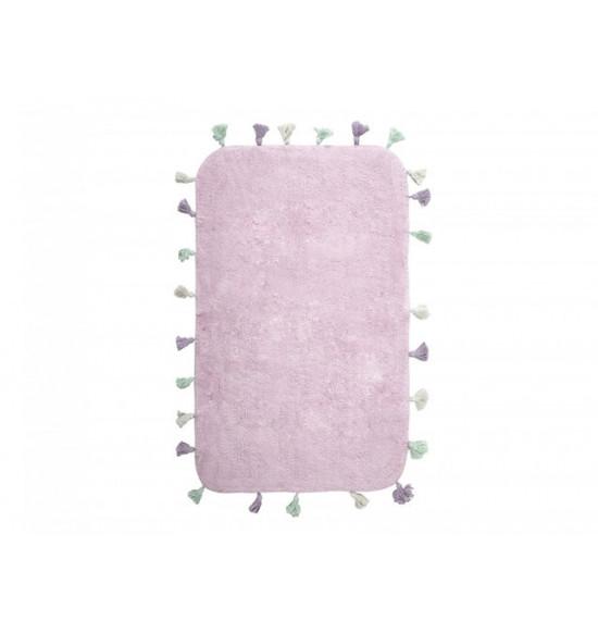 Коврик Irya Lucca 60x90 см (розовый)