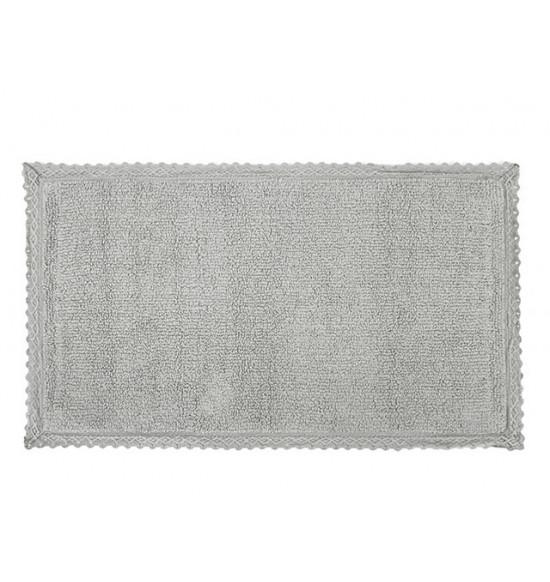 Коврик Irya Polka 50x90 см (серый)