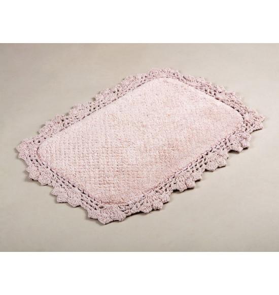 Коврик Irya Serra 70x110 розовый