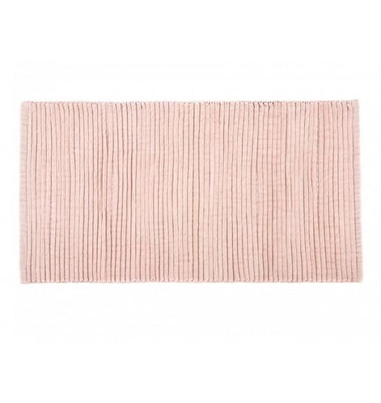 Коврик IRYA Simon 50x90 см (бежево-розовый)