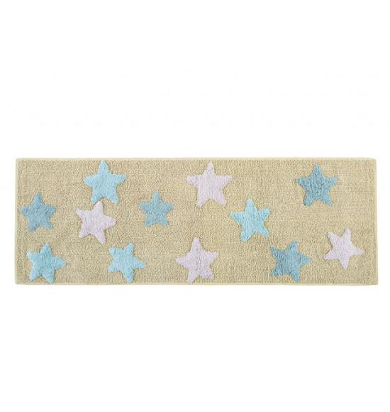 Коврик Irya Star 50x150 см (зеленый)