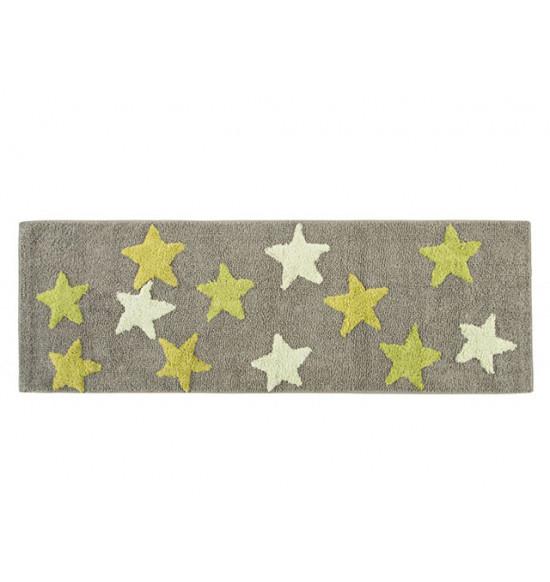 Коврик Irya Star 50x150 см (темно-зеленый)