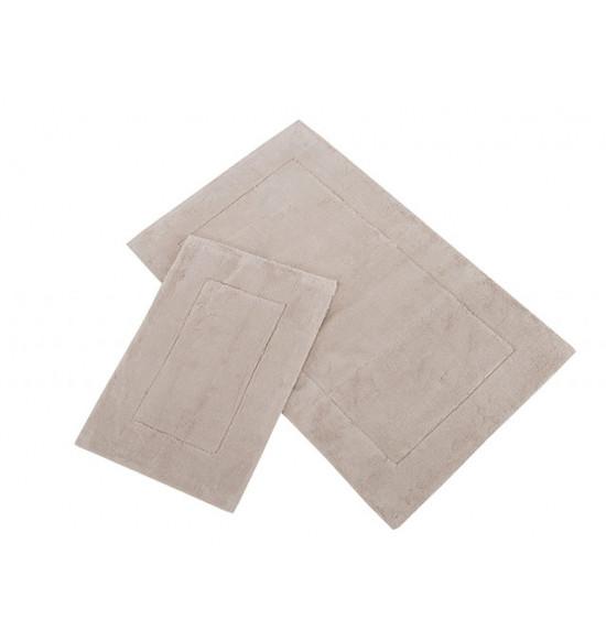 Набор ковриков Irya Vega 60x100-40x60 см (бежевый)