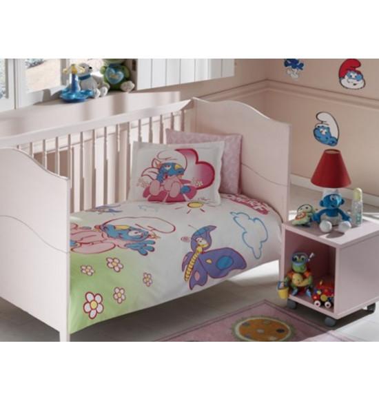"""Постельное для новорожденных ТАС """"Sirinler Baby Girl"""""""