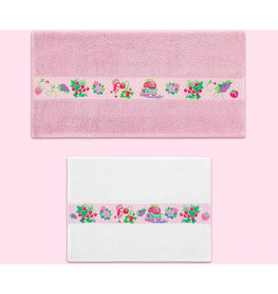 Набор детских полотенец TAC S. Shortcake 50x70-70х140 см