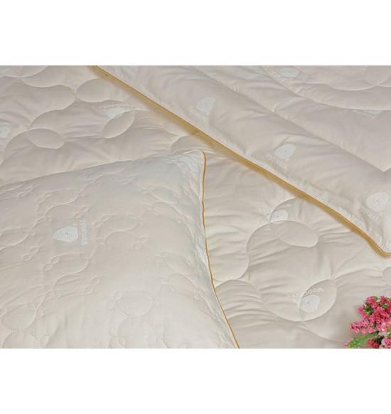 """Одеяло """"TAC"""" WOOL (шерстяное) 155х215 см"""