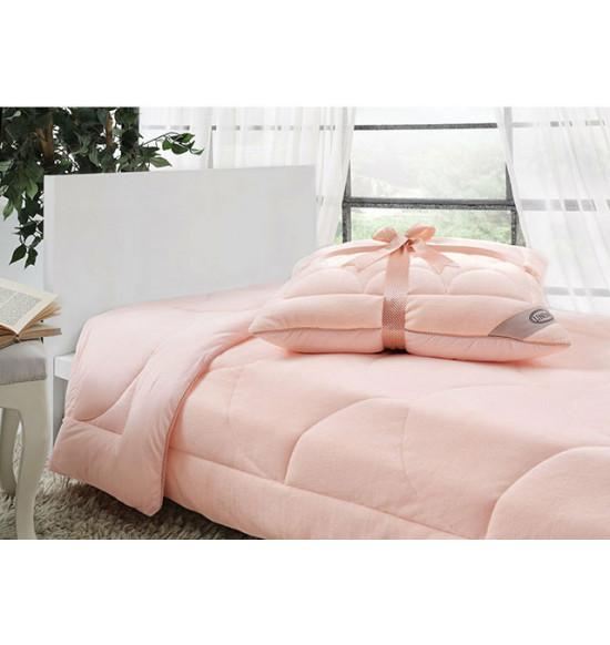 Подушка Linens Velvet 50x70 см (розовый)