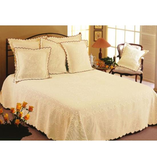 """Покрывало для спален """"A. Salgado"""" Carolina разм. 240х270 см"""