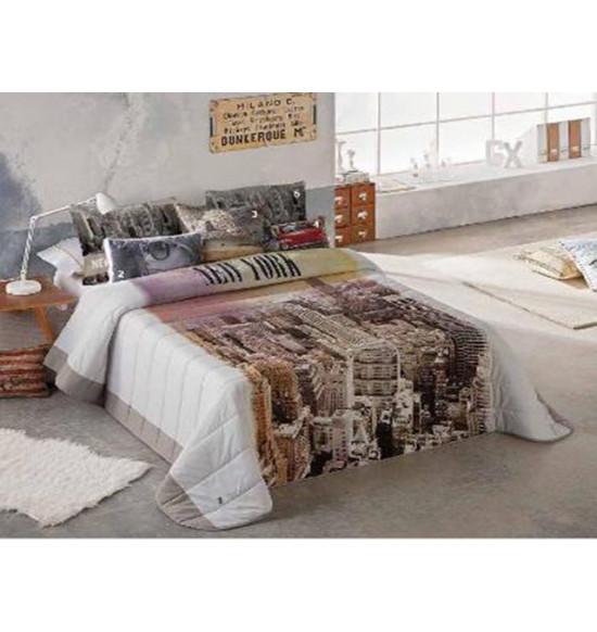 """Покрывало на кровать """"Antilo"""" Clay 235х260 см (без наволочек)"""