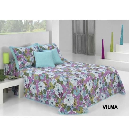 Покрывало на кровать Dolz «Vilma» 180x270 +1 нав.