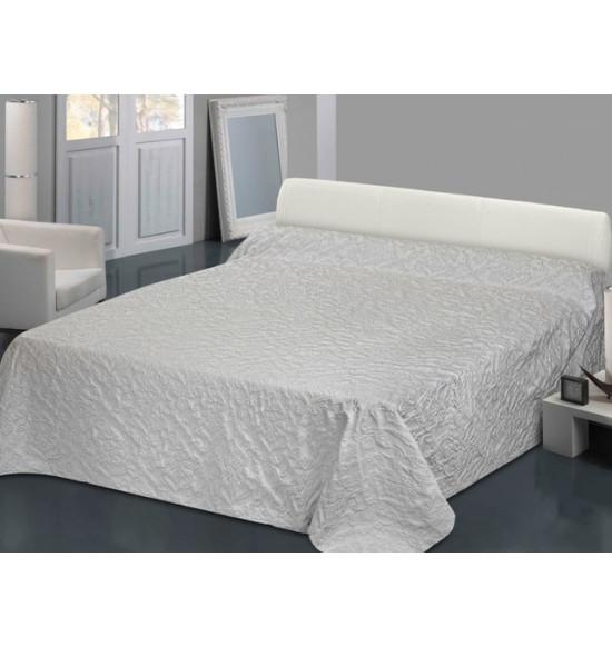 Покрывало на кровать Bacarat 240х270 см (белое)