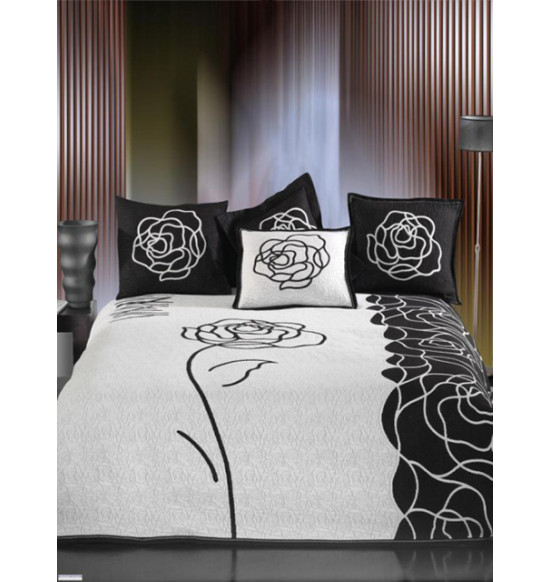 """Покрывало на кровать """"A. Salgado"""" арт. Genova разм. 180х270 (двустороннее)"""