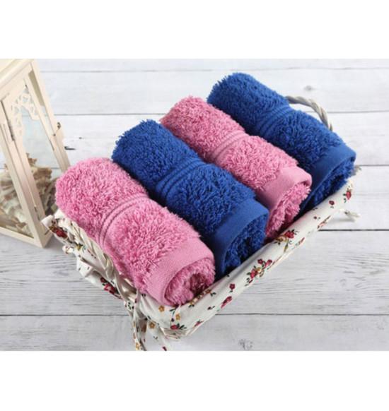 Набор полотенец в подарочной корзине Irya Soho 30х50 см 1/4