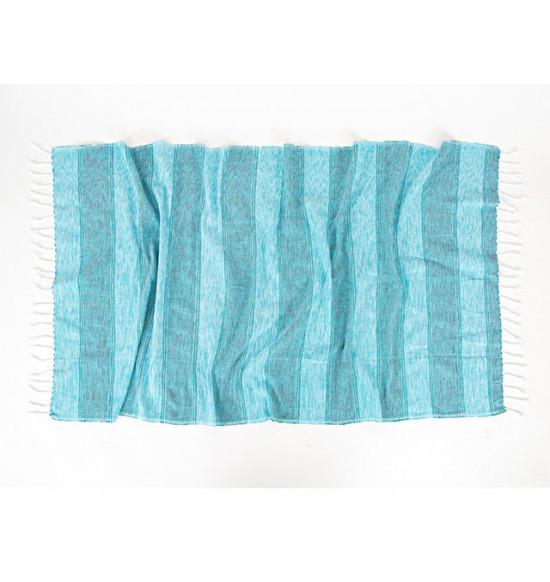 Полотенце пляжное Irya Aleda 90x170 см (бирюзовый)