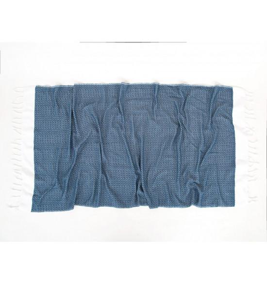 Полотенце пляжное Irya Dila 90x170 см (синий)