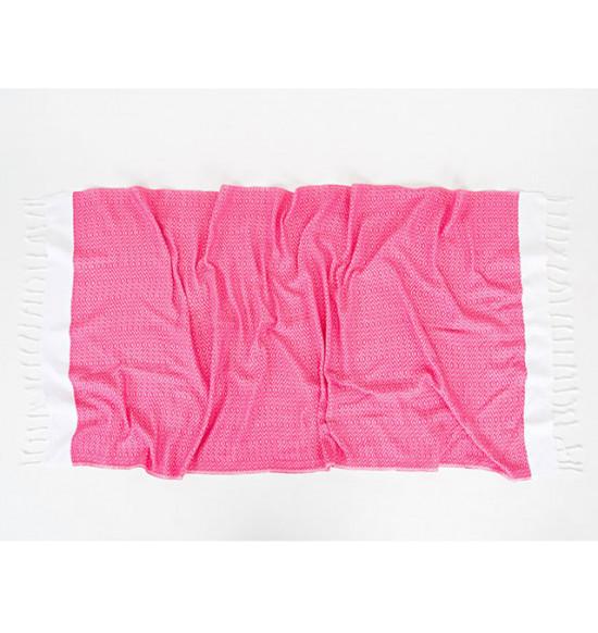 Полотенце пляжное Irya Dila 90x170 см (розовый)