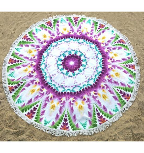 'Полотенце пляжное круглое Irya Ella 150 см
