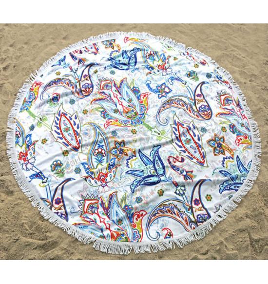 Полотенце пляжное круглое Irya Gina 150 см