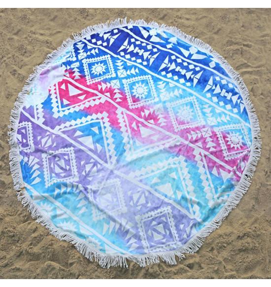 Полотенце пляжное круглое Irya Grace 150 см