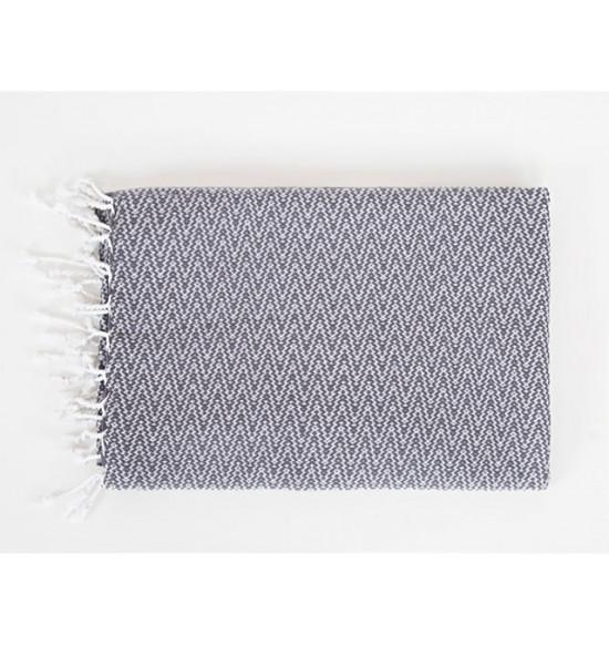 Полотенце пляжное Irya ilgin 90x170 см (серый)