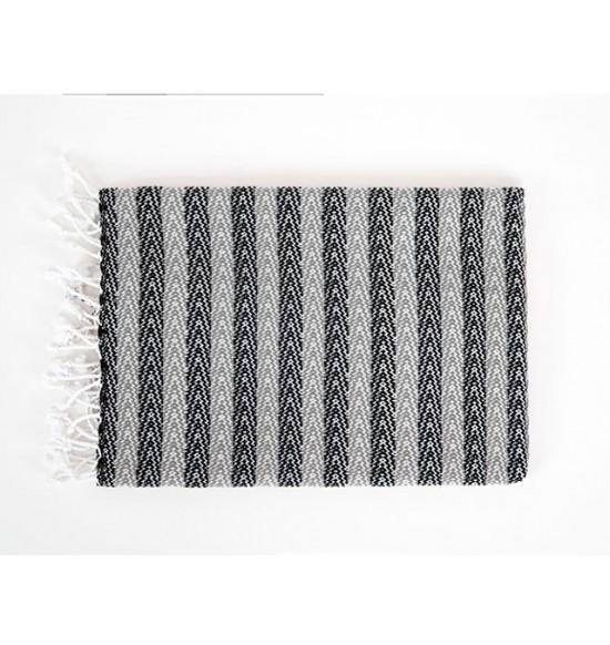 Полотенце Irya Liny 90x170 см (серый)