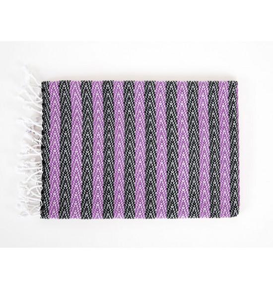 Полотенце Irya Liny 90x170 см (фиолетовый)