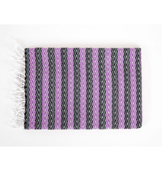 Полотенце Irya LINY 90x170 (фиолетовый)