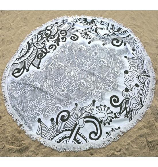 Полотенце пляжное круглое Irya Melody 150 см