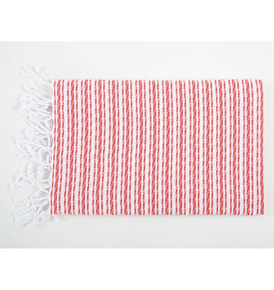 Полотенце Irya Nil 90x170 см (красный)