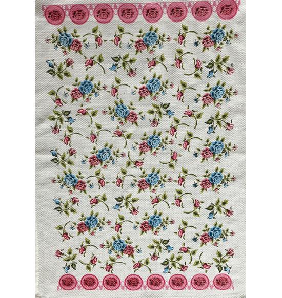 "Кухонное полотенце махровое ""Diva"" Roses 50х70 см"