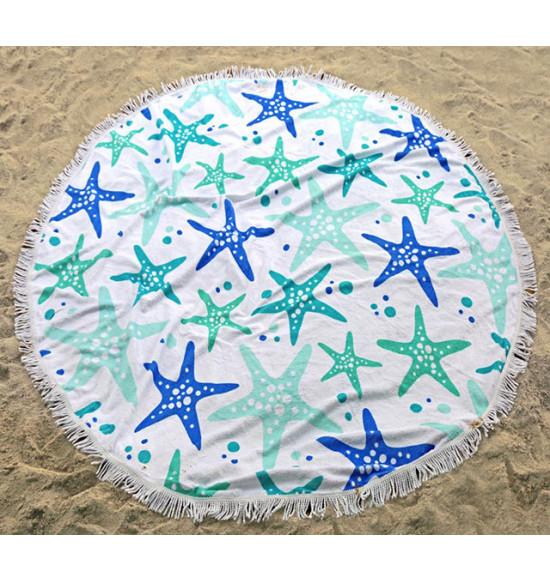 Полотенце пляжное круглое Irya Simi 150 см