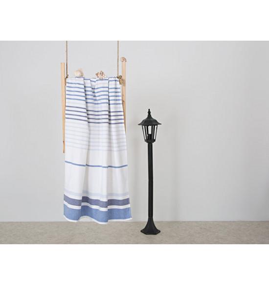 Полотенце Irya Soho 90x170 см (синий)