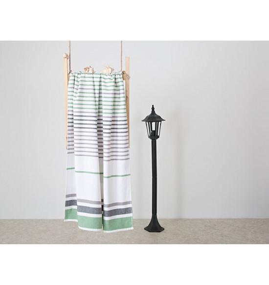 Полотенце Irya Soho 90x170 см (зеленый)