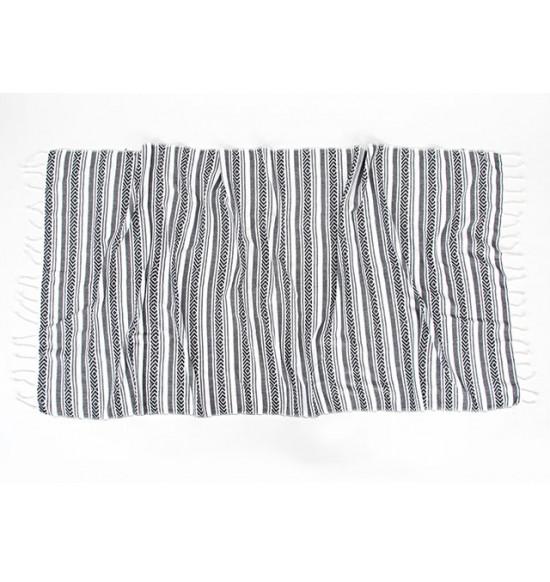 Полотенце пляжное Irya Velovis 90x170 см (черный)