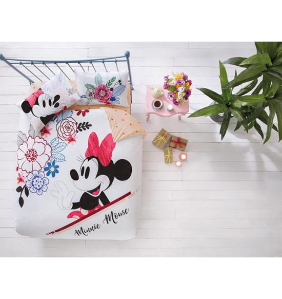 Постельное белье TAC 2.0 сп. Ranforce Disney Mouse Watercolor