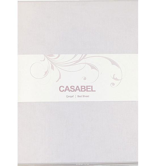 "Наволочка CASABEL ""Amigos "" 50х70 см (2 шт) (серо-бежевая)"