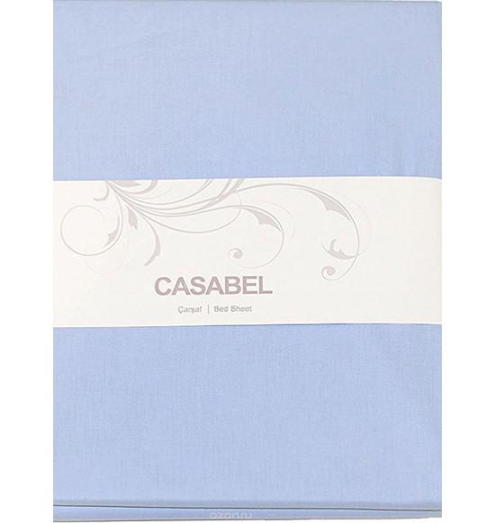 """Наволочка CASABEL """"Amigos """" 50х70 см (2 шт) (голубая)"""